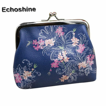 Brand new and  Cute Hasp Floral Print Womens Wallet Card Holder Coin Purse Clutch Handbag