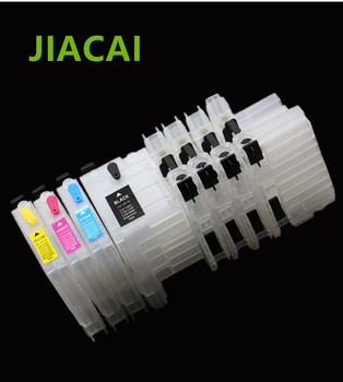 4PCS Refillable Ink Cartridge LC669XL LC665XL LC663 For BROTHER MFC-J2320 J2320 MFC-J2720 J2720 MFC-J2370 printer