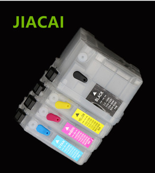 1Set For Brother MFC-J2320 MFC-J2720 J2320 J2720 printer with permanent chip Refillable Ink Cartridge LC663 LC665 LC669